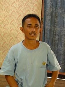 Jurnalis warga, Timanggung Adrianus, Ketua Adat Dayak Kanayatn, Dusun Ampaning